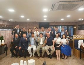 몽골체어맨JC특우회간담회